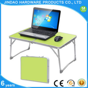 Fold In Half Lap Table Folding Small Study Laptop Desk