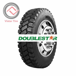 Double Star Doublestar off Road Heavy Duty Truck Tires Block Pattern Tyre Dsr668 315 80 22.5 31580r22.5 315/80/22.5 315/80r22.5