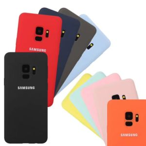 Original Phone Silicone Case for Samsung S9/9plus/Note9