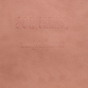 Color Chang Embossing PU Leather for Box Books