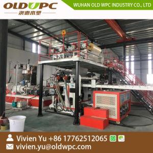 PVC Laminate Flooring Production Line Spc Flooring Machine