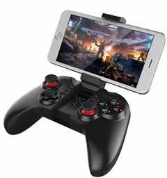 Ipega Pg-9068 Tomahawk Bluetooth Gamepad Be Useeeeeeed to Smartphones/Smart Tvs/Tablet PCS/Set Top Boxes/PCS
