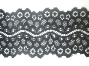 Garment Accessories Lace Crochet Woven Fabric Lace (H07596D)