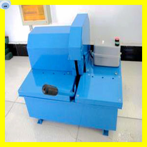 380V Hydraulic Rubber Hose Cutting Machine pictures & photos