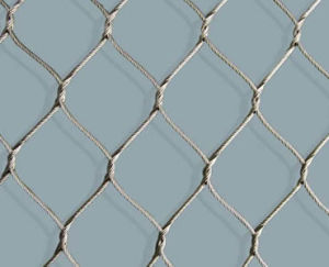 Stainless Steel Woven Cable Mesh pictures & photos