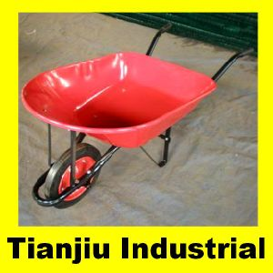 78 L Solid Wheel Wheel Barrow Wb7500 pictures & photos