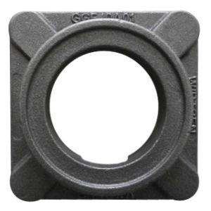ISO 9001 Customized OEM High Quality Gray Cast Iron/ Crane Bearing Seat Series