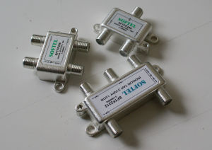 Quality CATV Indoor 2-8 Way Tap and Splitter pictures & photos