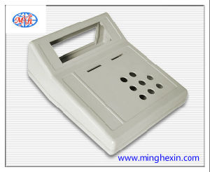 White Plastic Telephone Housing with ISO SGS