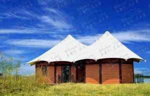 Enneagon Resort Tent for Hotel Room 39sqm pictures & photos