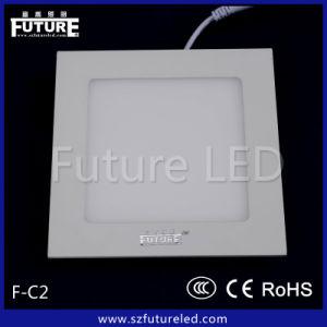 6w Square Led Light Panel Diy Ultra Slim Led Panel Indicator