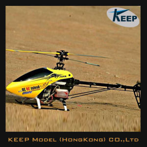 New 50 3D Rtf Big Nitro Gas Powered RC Helicopter