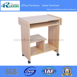Good Quality Melamine Office Furniture with Casters (RX-6221)