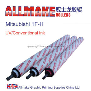Mitsubishi UV Conventional Combination Rollers (1F-H)