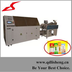 M-Shaped Bag Filling & Sealing Noodles Packing Machine pictures & photos