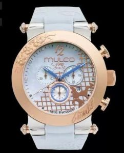 New Colorful Japanese Movement Mulco Watch