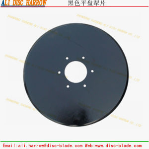 Boron Steel Disc Blade for Disc Plough Machine with Good Price pictures & photos