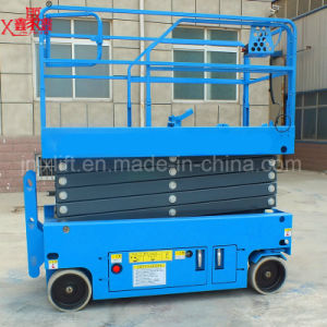 Manual Scissor Lift Platform Electric Lift Platform pictures & photos