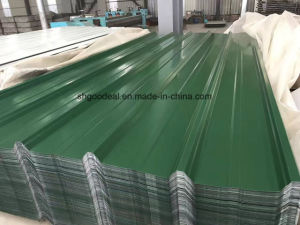 Hot Dipped Zinc Corrugated Roofing Sheet From Shandong China