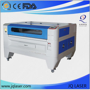 Jq1390 Standard Model Laser Machine for Wood Acrylic Fabric pictures & photos