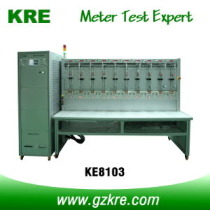 Class 0.05 10 Position Single Phase Energy Meter Test Bench for 1P3W Meter pictures & photos