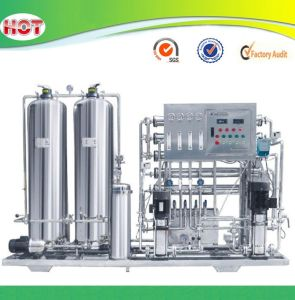 Drinking Mineral Pure Water Treatment Machine/Machinery pictures & photos
