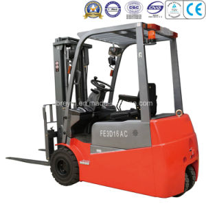 1.3-2t 3-Wheel Electric Forklift