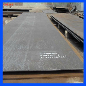 Ss400 Boron Added Hot Rolled Mild Steel Plate