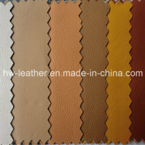 Latest Garment PU Leather (HW-1287) pictures & photos