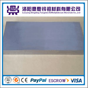 Factory Price 99.95% Pure Molybdenum Sheets/Plates Tungsten Sheets/Plates for Vacuum Furnace pictures & photos