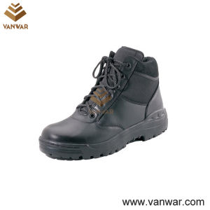 Breathable Zipper Military Tactical Boots (WTB015) pictures & photos