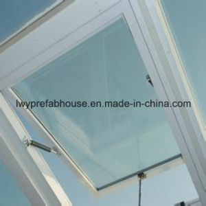 Electric Auctioned Tempered Laminated Glass Skylight (LWY-TG45)