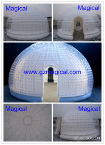 Customized Inflatable Double Layer Transparent Igloo Tent (MIC-688) pictures & photos