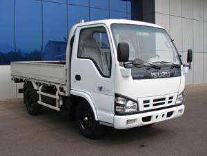 Isuzu 600p Single Row Cargo Truck pictures & photos
