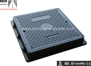 Bs En124 Anti-Theft Manhole Covers with Frame pictures & photos