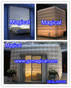 Eleghant High Classy Inflatable Cube Tent (MIC-623) pictures & photos