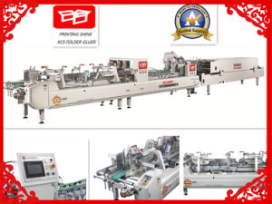 Xcs-650PF Parper Box Packing Folder Gluer pictures & photos