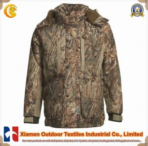 Military Top Jacket in Camouflage Color for Man