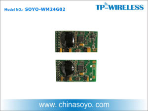 2.4GHz RF Stereo Wireless Modules Solution (Transmitter Receiver) (SOYO-WM24G02) pictures & photos