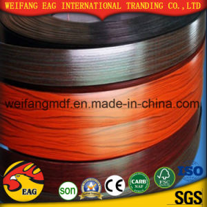 0.25mm to 2mm Good Quality Don′t Change Color Low Price PVC Edge Banding for Furniture pictures & photos