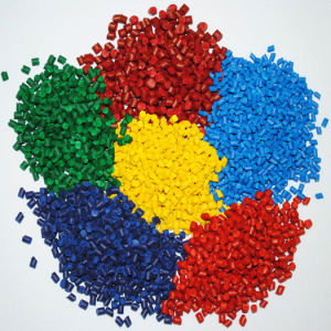 1 LDPE Chemical Plastic Injection Filler Color Masterbatch