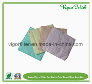 HVAC Industrial Air Filter Pocket Bag with The F6 Efficiency pictures & photos
