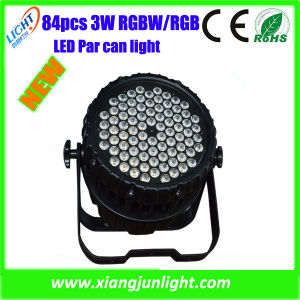 New 84X3w Outdoor LED PAR Can Stage Lights pictures & photos