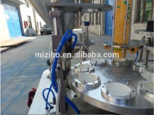 Mzh-Fs Automatic Tray Filling and Sealing Machine pictures & photos