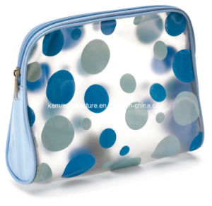 Advertising Gift PVC Cosmetic Bag (KM8902) pictures & photos