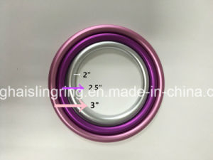 2018colorful Aluminum Rings for Baby Sling Use Made in China pictures & photos