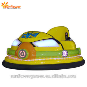 China Amusement Parks Kids Ride Coin Operated Electric Car Bumper