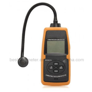 Methane Gas Leak Detector SPD203 Digital CH4 Natural Gas Leak Detector with High Sensitivity Sensor SPD203 pictures & photos