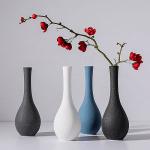 Ancient Style Ceramic Vase Sets Home Decoration Ideal Gift For Wedding Hydroponic Plant Flower Pots