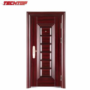 TPS 015 Best Price Fashion Chinese Modern Steel Safety Door